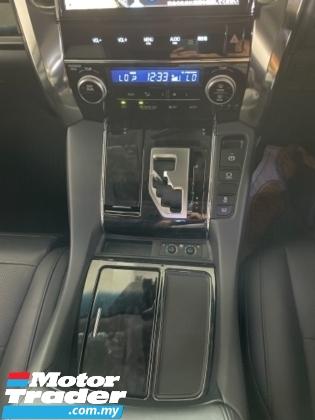 2018 TOYOTA VELLFIRE Unreg Toyota Vellfire ZG 2.5 Pilot 7Seather 360View Cam 3LED Light Sun Roof Power Boot Push Start 7S