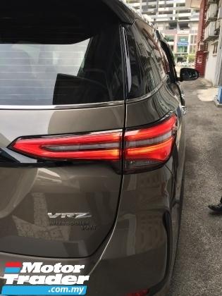 2021 TOYOTA FORTUNER Diesel 2.8