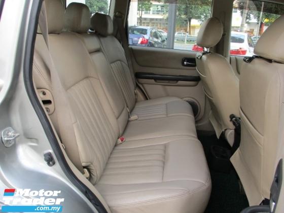2004 NISSAN X-TRAIL 2.0L 4wd (A) Leather Seat