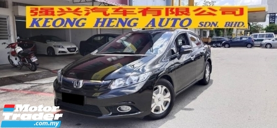 2013 HONDA CIVIC 1.5 HYBRID MODEL (CKD LOCAL SPEC)