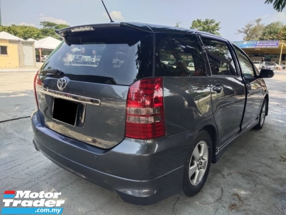 2003 TOYOTA WISH 1.8 A EXCELLENT CONDITION CHEAPEST IN TOWN