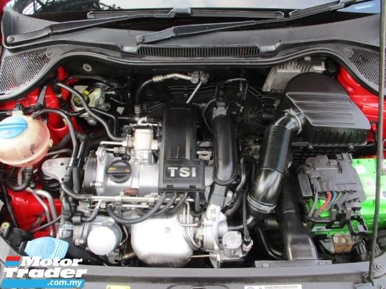 2013 VOLKSWAGEN POLO 1.2 TSI (A) Hatchback OFFER