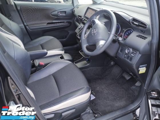 2016 TOYOTA WISH Toyota Wish 1.8 S MONOTONE
