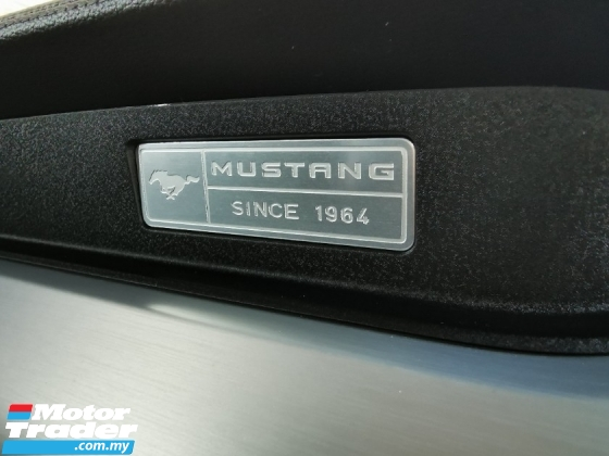 2018 FORD MUSTANG 2.3 EcoBoost