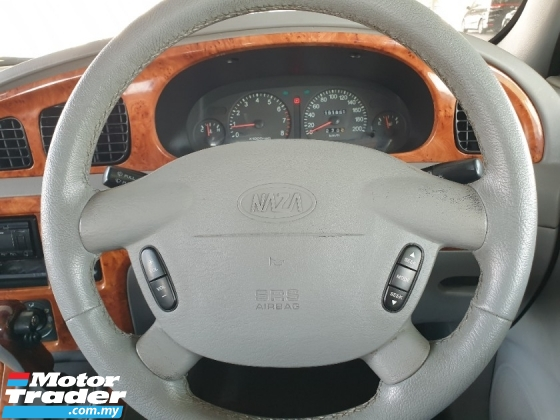 2003 NAZA RIA 2.5 GS (A) SUPER WELL MAINTAIN MUST VIEW MPV