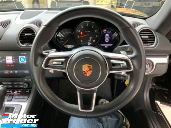 2018 PORSCHE CAYMAN 2.0 turbo 718 variant Coupe Last unit Best price in town Unregistered