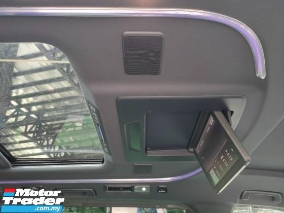 2018 TOYOTA VELLFIRE 3.5 EL Z Executive Lounge Full Spec Sun Roof JBL Home Theatre 4Cam Leather Unregister