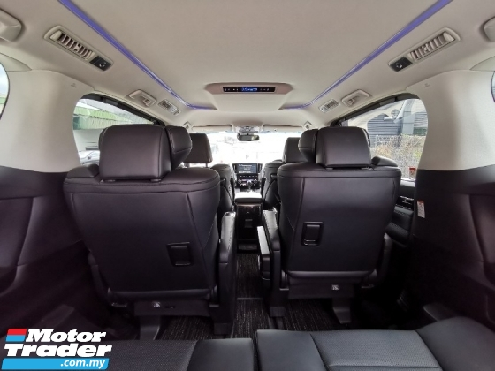 2018 TOYOTA VELLFIRE 2.5 ZG 2LED BLACK CHEAPEST IN TOWN OFFER UNREG