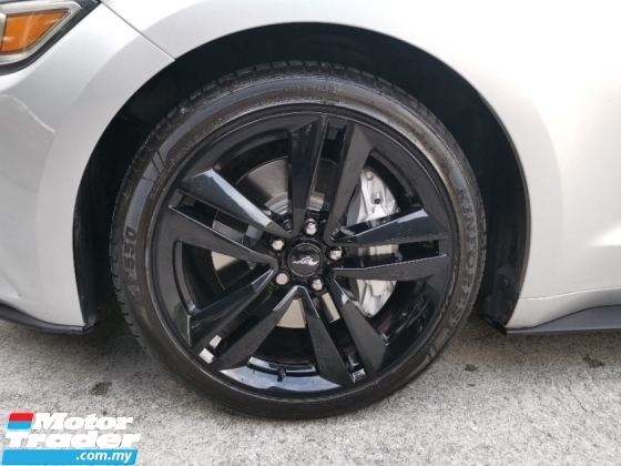 2017 FORD MUSTANG 2.3 ECO BOOST COUPE UNREGISTER RECON