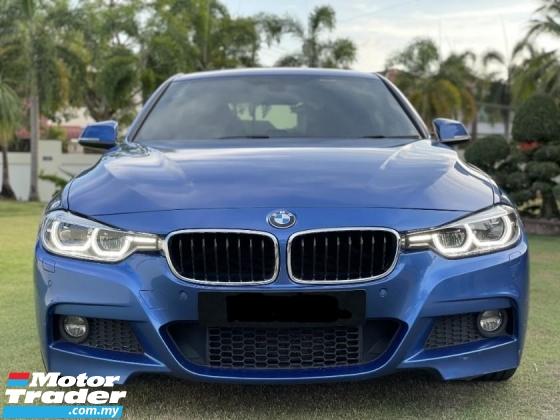 2016 BMW 3 SERIES 320I M-SPORT