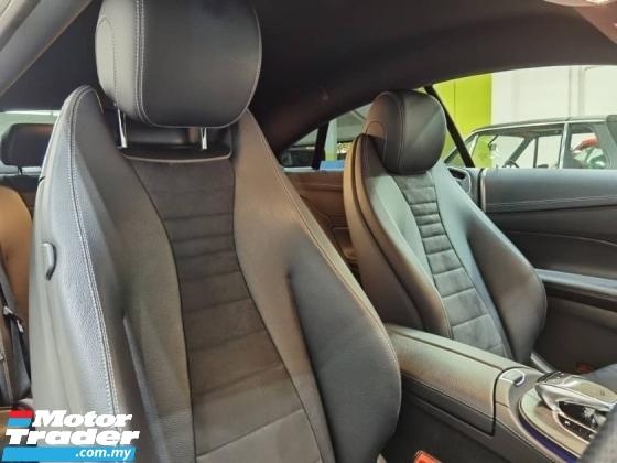 2018 MERCEDES-BENZ E-CLASS E300 coupe