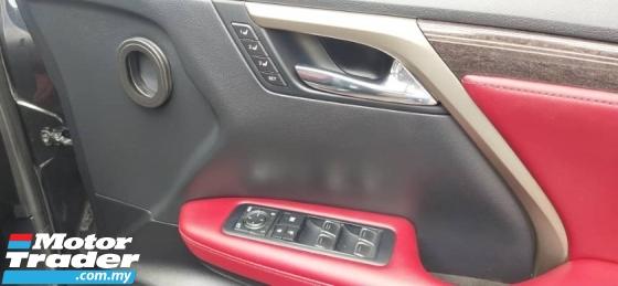 2016 LEXUS RX 200 F SPORT 2.0 4WD