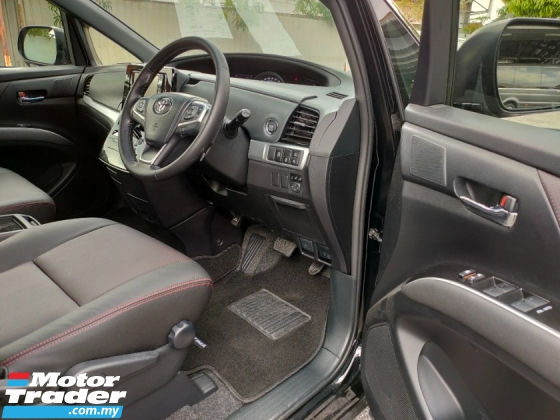 2016 TOYOTA ESTIMA 2.4 Aeras Facelift PCS LDA Leather 2 Power Door 7 Seater Unregister