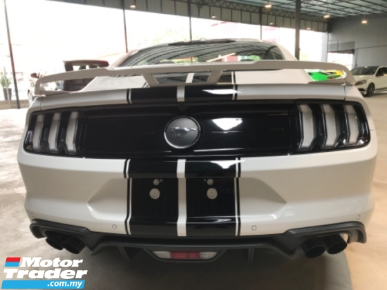 2019 FORD MUSTANG ECOBOOST FAST BACK