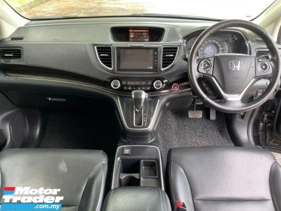 2016 HONDA CR-V 2.4 4WD FACELIFT (A) 1 Director Owner Only TipTop
