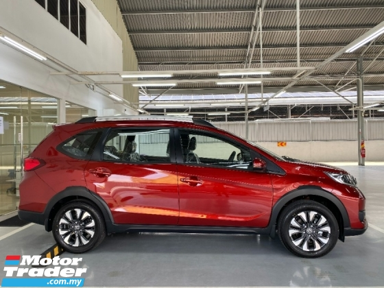 2021 HONDA BR-V UP TO RM 8000 HIGHT DISCOUNT IN THE TOWN AND EXTRA CASH REBATE RM1000 FOR QUALIFIED CUSTOMER CALL IN