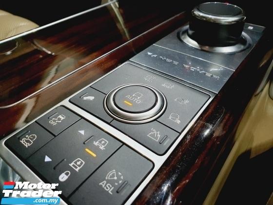 2016 LAND ROVER RANGE ROVER VOGUE 5.0L V8 AUTOBIOGRAPHY LONG WHEEL BASE