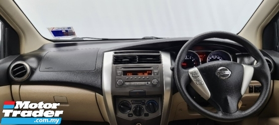 2016 NISSAN GRAND LIVINA 1.6L COMFORT AUTO