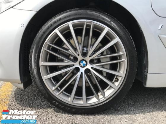 2018 BMW 5 SERIES 2018 Bmw 530e 2.0 SPORT (CKD) (A) F/SERV/RECORD