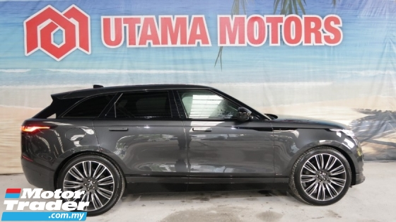 2017 LAND ROVER RANGE ROVER VELAR 3.0 R DYNAMIC HSE P380 360CAM PANORAMIC ROOF SALE