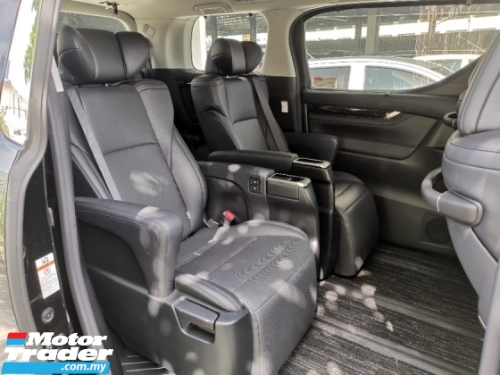2018 TOYOTA VELLFIRE 2.5 ZG CHEAPEST IN TOWN LIMITED OFFER UNREG