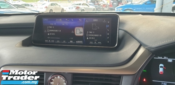 2018 LEXUS RX 300 F SPORT 4WD 3 LED NO HIDDEN COST