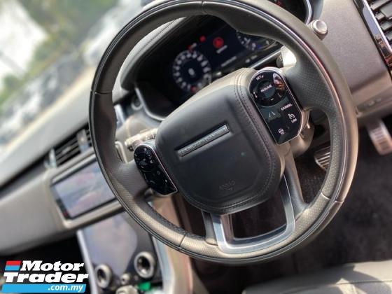 2020 LAND ROVER RANGE ROVER SPORT V8 HSE SPORT P400  AUTOBIOGRAPHY