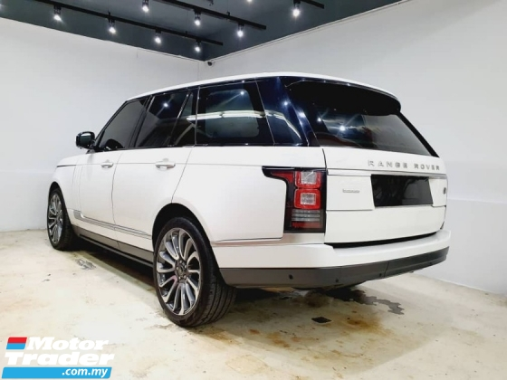2014 LAND ROVER RANGE ROVER VOGUE 5.0 (A) V8 SUPERCHARGED AUTOBIOGRAPHY