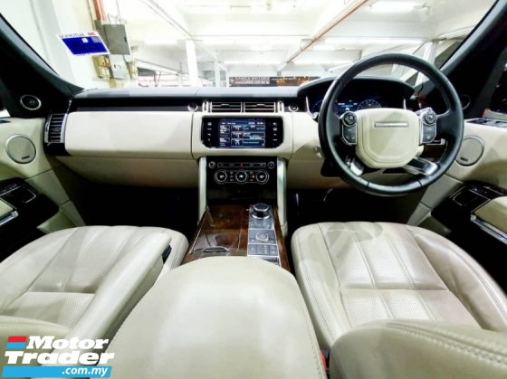2013 LAND ROVER RANGE ROVER VOGUE 3.0 (A) SUPERCHARGED DIESEL HSE