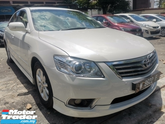 2010 TOYOTA CAMRY Toyota CAMRY 2.0 E FACELIFT (A) 1 OWNER FULL BODYKIT