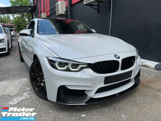 2017 BMW M4 3.0 MSPORT COMPETITION