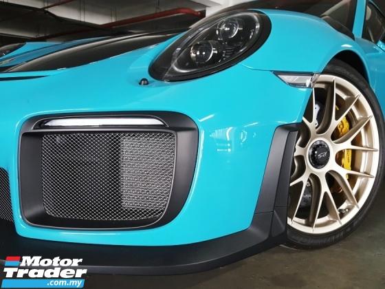 2018 PORSCHE 911 CARRERA 3.8 (A) GT2 RS NEW
