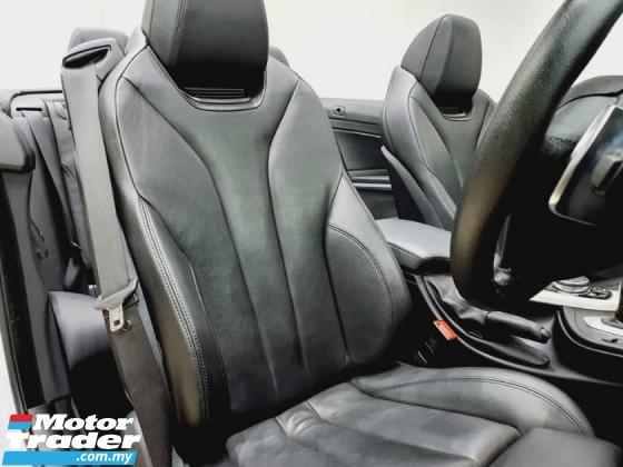 2016 BMW 4 SERIES CONVERTIBLE 2.0 (A) GRADE A CONDITON UNREG