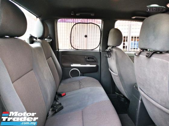 2013 ISUZU D-MAX 3.0L 4X4 DOUBLE CAB (A)