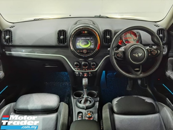 2017 MINI Countryman 2017 MINI COOPER S COUNTRYMAN 2.0 TURBO