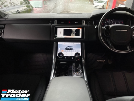 2018 LAND ROVER RANGE ROVER SPORT AUTOBIOGRAPHY SPORT