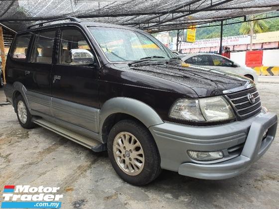 2003 TOYOTA UNSER 1.8 Auto LGX 7 SEAT MPV car King