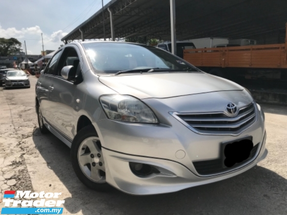2011 TOYOTA VIOS 1.5 J (A) 90kkm Mileage , 1 Owner , Accident Free