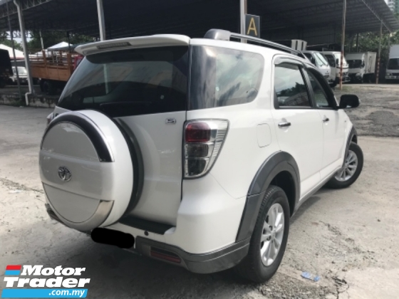2012 TOYOTA RUSH 1.5 S (A) 1 Owner , Low Mileage , Power Seat
