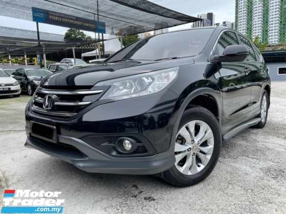 2015 HONDA CR-V 2.0 i-VTEC (A) Full LeatherSeat, Tiptop Condition