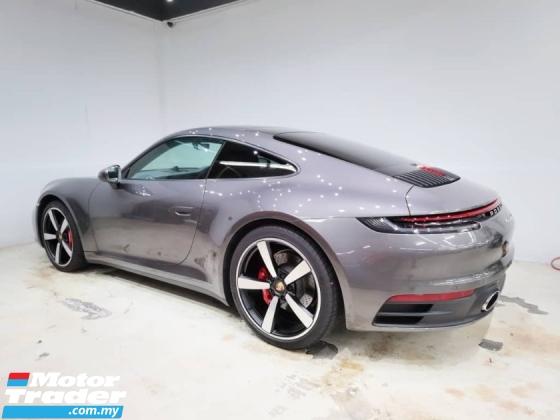 2019 PORSCHE 911 CARRERA S S/ROOF BOSE S/CHRONO