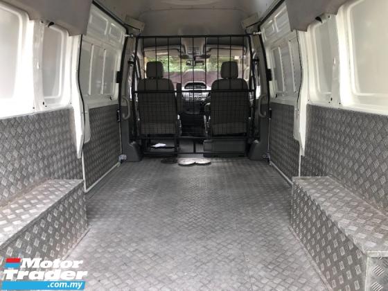 2017 MAXUS V80 Panel Van 2.5