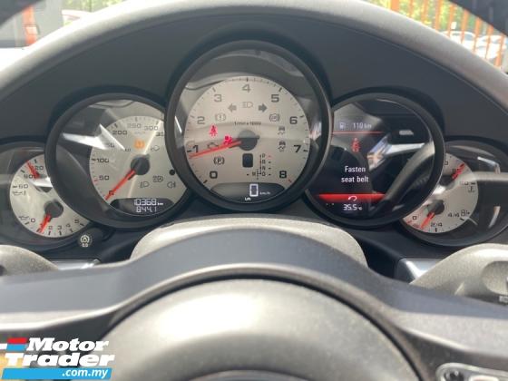 2017 PORSCHE 911 CARRERA 4S 3.0