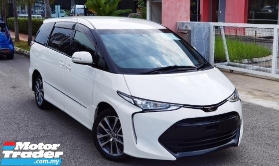 2018 TOYOTA ESTIMA 2018 TOYOTA ESTIMA AERAS 2.4 SMART JAPAN SPEC UNREG CAR SELLING PRICE ( RM 176000.00 NEGO )