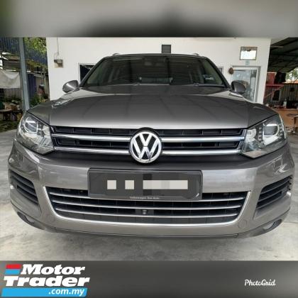 2012 VOLKSWAGEN TOUAREG 3.6 V6 FSI