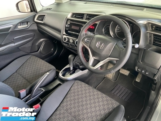 2015 HONDA JAZZ 1.5 i-VTEC Auto Modulo RS Sporty Model