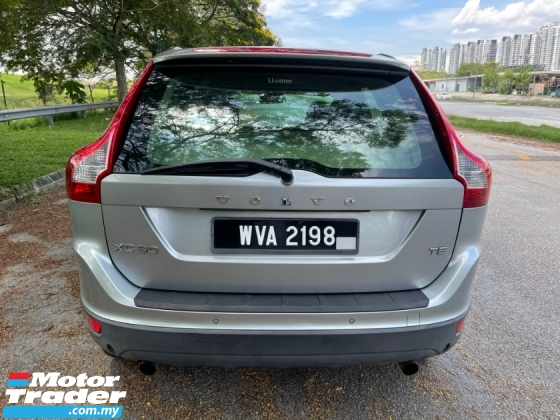 2012 VOLVO XC60 T5 2.0 (A) Original Paint Accident Free P/Tailgate