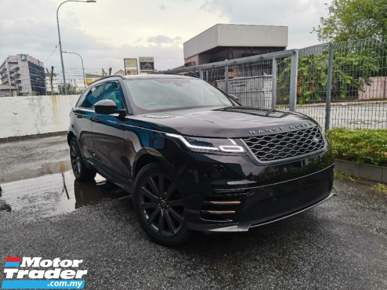 2019 LAND ROVER RANGE ROVER VELAR P250 R-Dynamic {U.K Land Rover Approved Pre-Owned} Cayenne GLE Evoque Sport P380 X5 X6 GLC250 Coupe