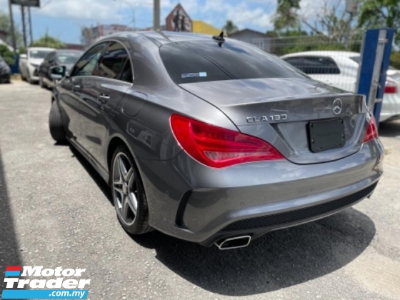 2016 MERCEDES-BENZ CLA 180 AMG 1.6T UNREGISTERED