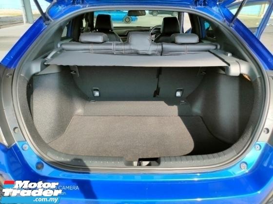 2018 HONDA CIVIC 1.5 TC Hatchback FK7 free 5 years warranty